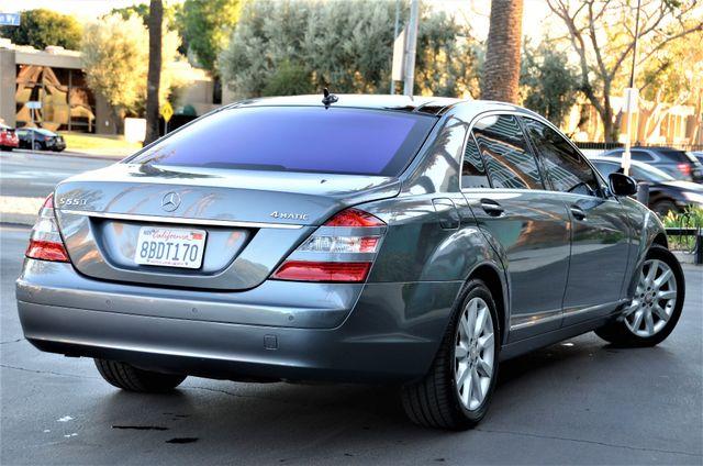 2008 Mercedes-Benz S550 5.5L V8 Reseda, CA 3
