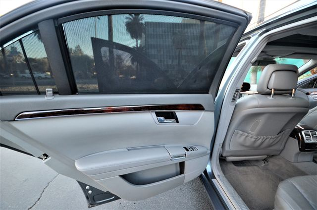 2008 Mercedes-Benz S550 5.5L V8 Reseda, CA 31