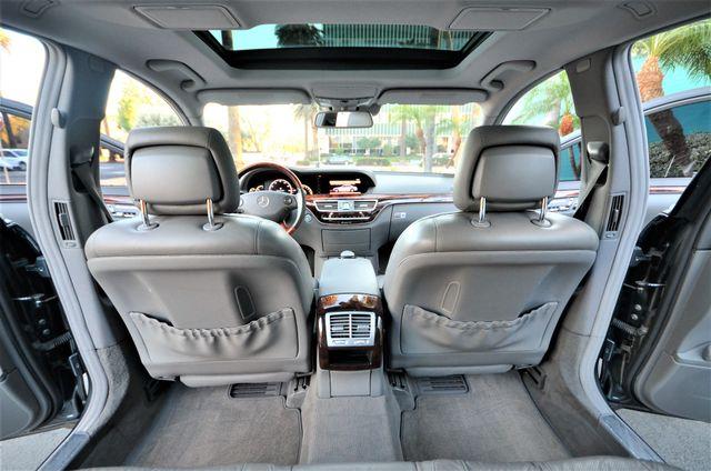 2008 Mercedes-Benz S550 5.5L V8 Reseda, CA 35