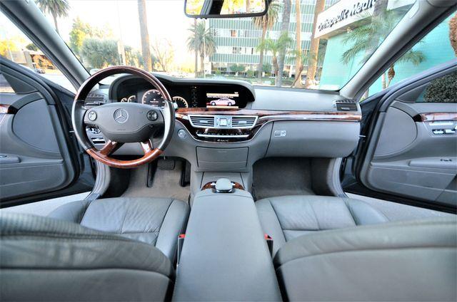 2008 Mercedes-Benz S550 5.5L V8 Reseda, CA 10