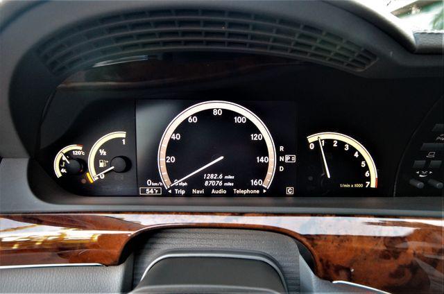 2008 Mercedes-Benz S550 5.5L V8 Reseda, CA 45