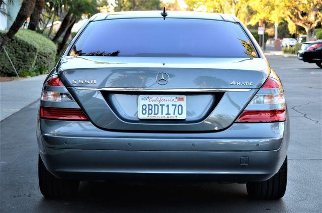 2008 Mercedes-Benz S550 5.5L V8 Reseda, CA 19
