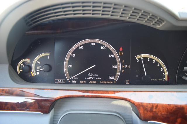 2008 Mercedes-Benz S550 5.5L V8 Richmond Hill, New York 16
