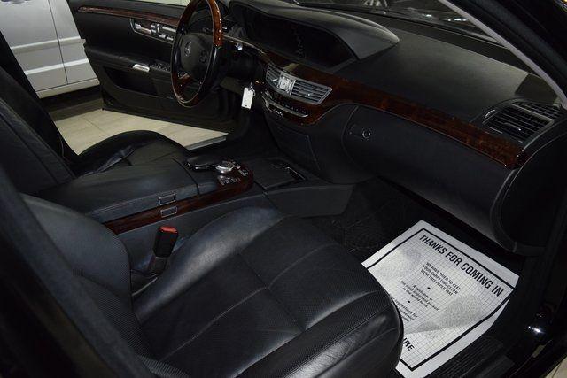 2008 Mercedes-Benz S550 5.5L V8 Richmond Hill, New York 26