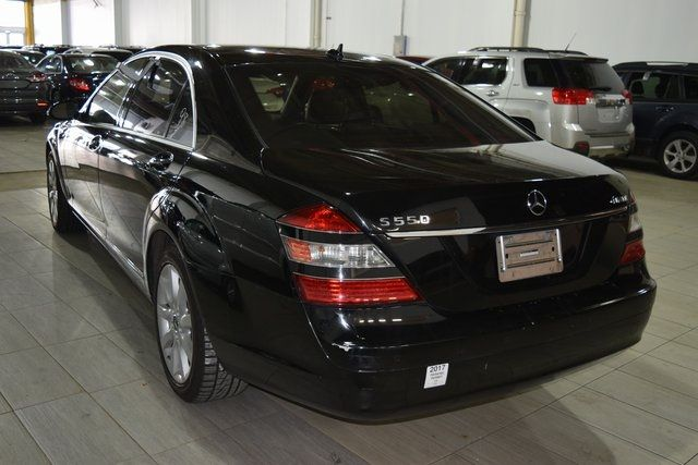 2008 Mercedes-Benz S550 5.5L V8 Richmond Hill, New York 5