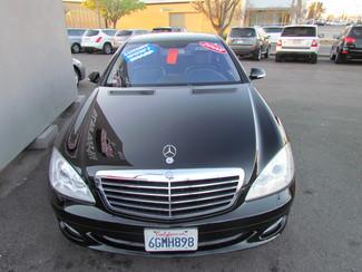 2008 Mercedes-Benz S550 5.5L V8 Sacramento, CA 4