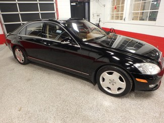 2008 Mercedes S550 New TIRES-BEAUTIFUL CAR!~LOADED-AWD Saint Louis Park, MN 28