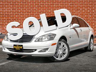 2008 Mercedes-Benz S600 5.5L V12 Burbank, CA