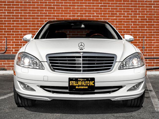 2008 Mercedes-Benz S600 5.5L V12 Burbank, CA 2