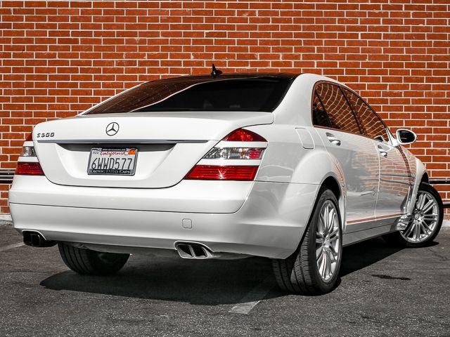 2008 Mercedes-Benz S600 5.5L V12 Burbank, CA 7