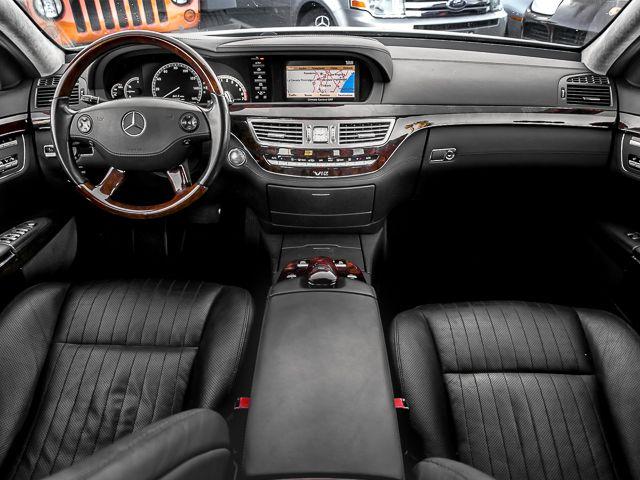 2008 Mercedes-Benz S600 5.5L V12 Burbank, CA 8