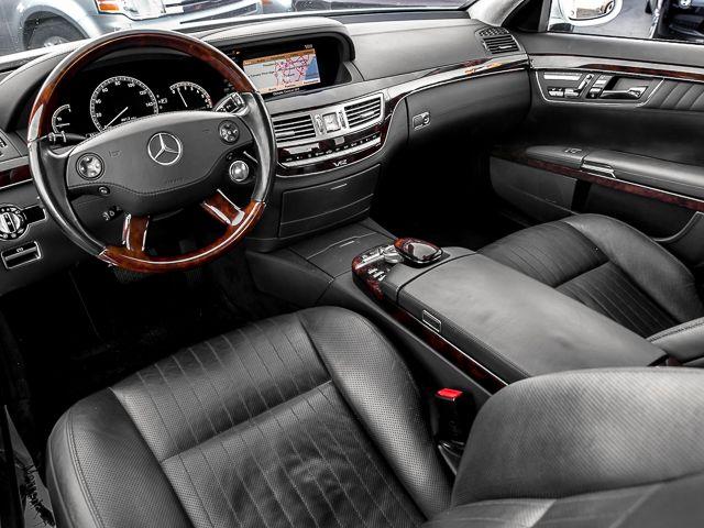 2008 Mercedes-Benz S600 5.5L V12 Burbank, CA 9