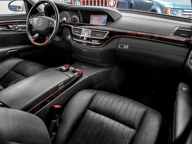2008 Mercedes-Benz S600 5.5L V12 Burbank, CA 19