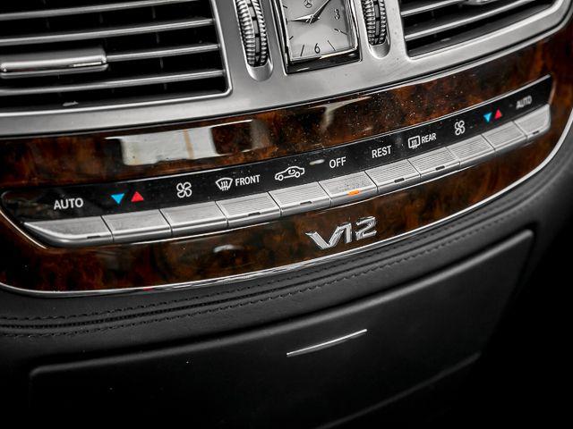 2008 Mercedes-Benz S600 5.5L V12 Burbank, CA 22