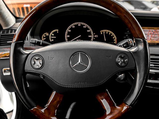 2008 Mercedes-Benz S600 5.5L V12 Burbank, CA 23