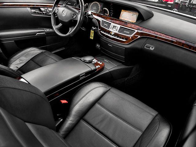 2008 Mercedes-Benz S63 6.3L V8 AMG Burbank, CA 12