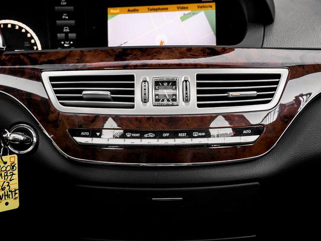 2008 Mercedes-Benz S63 6.3L V8 AMG Burbank, CA 16