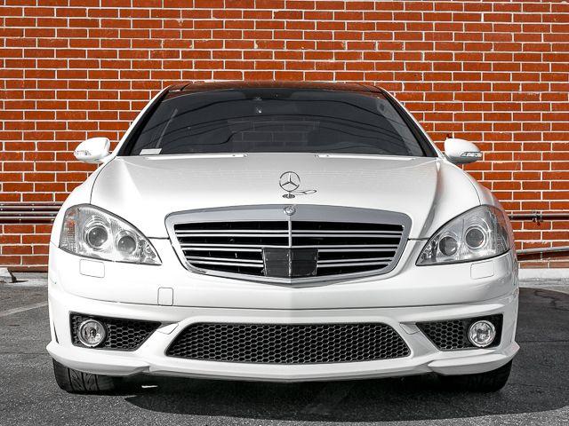 2008 Mercedes-Benz S63 6.3L V8 AMG Burbank, CA 2