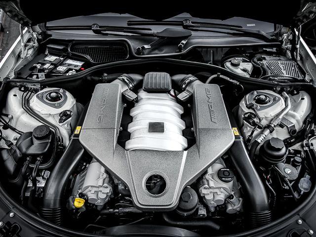2008 Mercedes-Benz S63 6.3L V8 AMG Burbank, CA 33