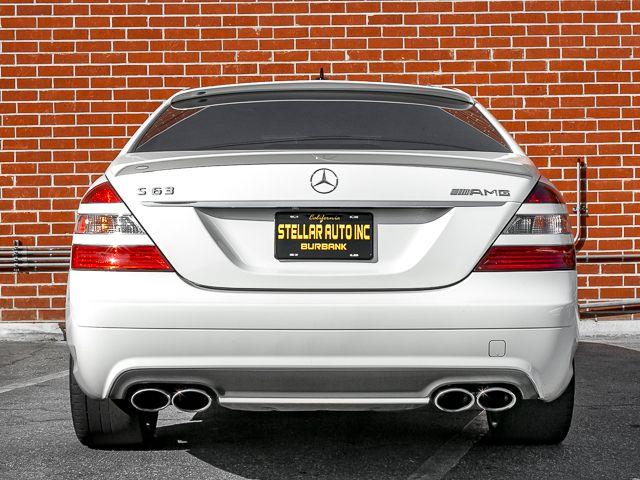 2008 Mercedes-Benz S63 6.3L V8 AMG Burbank, CA 3
