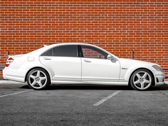 2008 Mercedes-Benz S63 6.3L V8 AMG Burbank, CA 4
