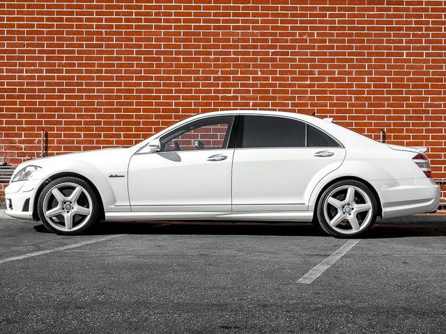 2008 Mercedes-Benz S63 6.3L V8 AMG Burbank, CA 5