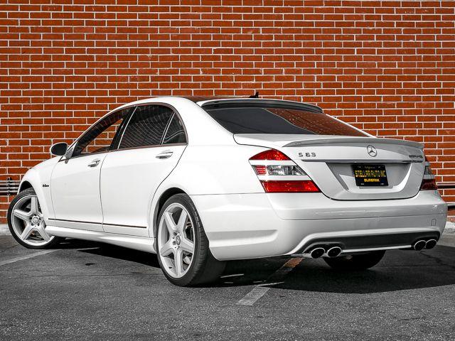 2008 Mercedes-Benz S63 6.3L V8 AMG Burbank, CA 7