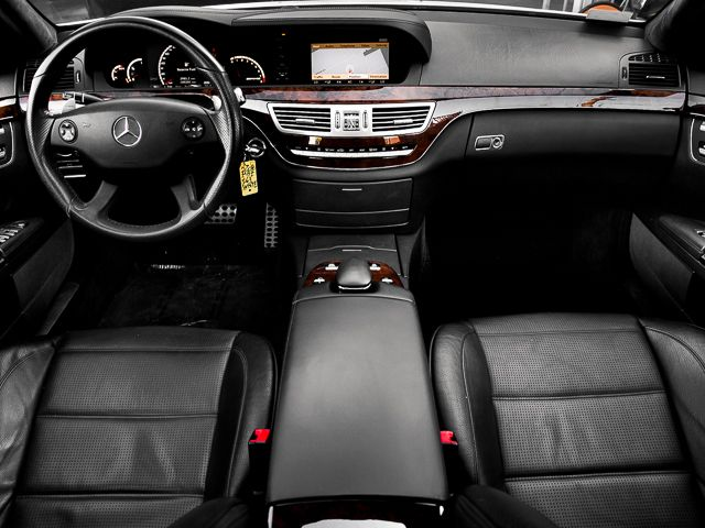 2008 Mercedes-Benz S63 6.3L V8 AMG Burbank, CA 8