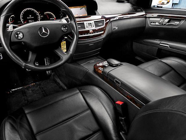 2008 Mercedes-Benz S63 6.3L V8 AMG Burbank, CA 9