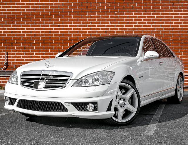 2008 Mercedes-Benz S63 6.3L V8 AMG Burbank, CA 0