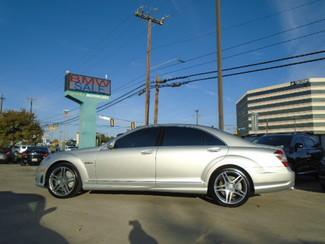 2008 Mercedes-Benz S63 6.3L V8 AMG San Antonio, Texas