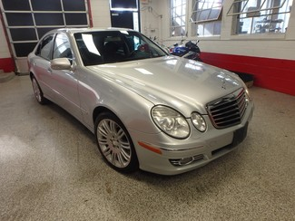 2008 Mercedes E350 4-Matic LUXURY EDITION NEW TIRES, SPORT SKIRTING Saint Louis Park, MN