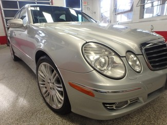 2008 Mercedes E350 4-Matic LUXURY EDITION NEW TIRES, SPORT SKIRTING Saint Louis Park, MN 14