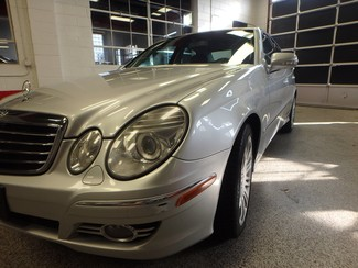 2008 Mercedes E350 4-Matic LUXURY EDITION NEW TIRES, SPORT SKIRTING Saint Louis Park, MN 16