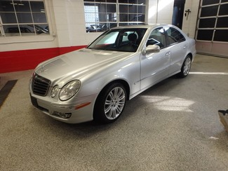 2008 Mercedes E350 4-Matic LUXURY EDITION NEW TIRES, SPORT SKIRTING Saint Louis Park, MN 2