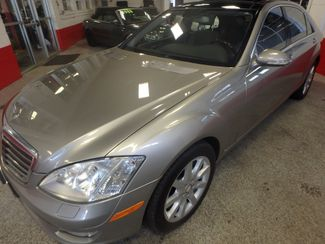 2008 Mercedes S550 4-Matic Beyond Loaded, Double Roof, Night Vision Camera Saint Louis Park, MN 39