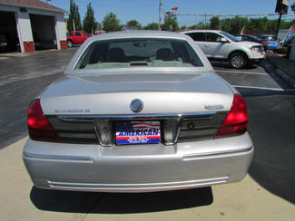 2008 Mercury Grand Marquis GS Fremont, Ohio 1