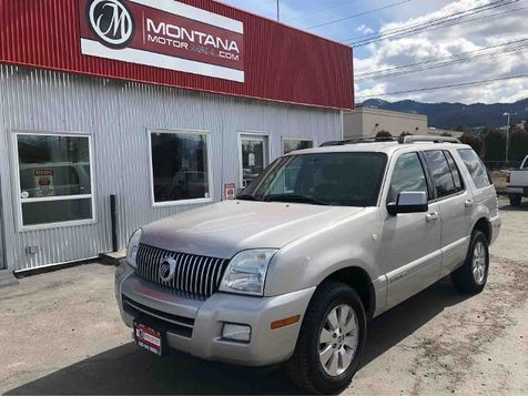 2008 Mercury Mountaineer Base 4.0L AWD in