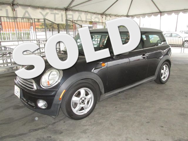 2008 MINI Clubman Please call or e-mail to check availability All of our vehicles are available