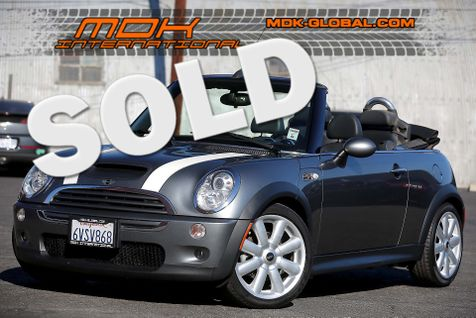 2008 Mini Convertible S - Sport pkg - Navigation - Xenon in Los Angeles