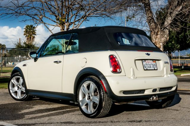 2008 Mini Convertible S Reseda, CA 8