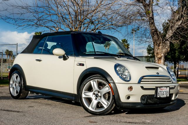 2008 Mini Convertible S Reseda, CA 5