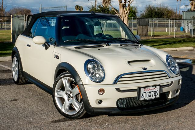 2008 Mini Convertible S Reseda, CA 44
