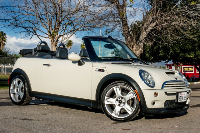 2008 Mini Convertible S Reseda, CA 4