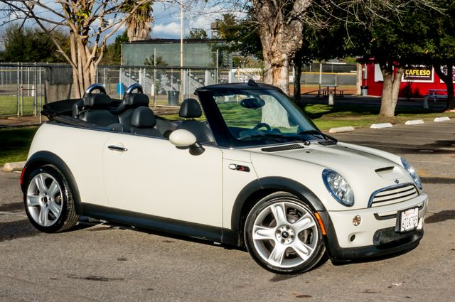 2008 Mini Convertible S Reseda, CA 47