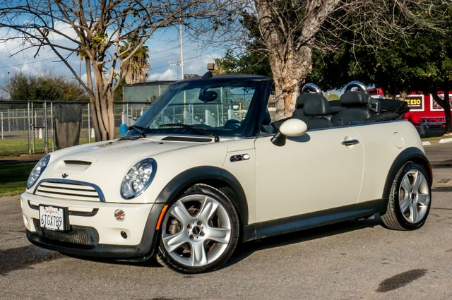 2008 Mini Convertible S Reseda, CA 41
