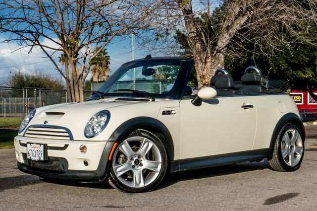 2008 Mini Convertible S Reseda, CA 2