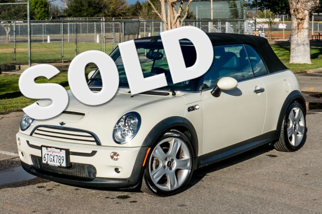 2008 Mini Convertible S Reseda, CA 0