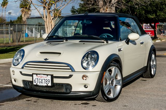 2008 Mini Convertible S Reseda, CA 43
