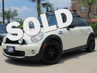 2008 Mini Cooper HardTop S | Houston, TX | American Auto Centers in Houston TX
